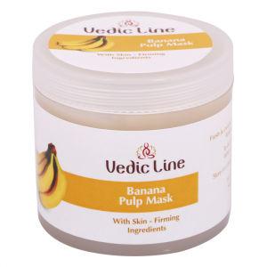 Buy Vedic Line Banana Pulp Pack - Nykaa