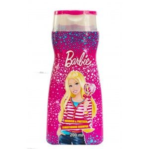 Buy Barbie Shampoo Nourish And Protect - Nykaa