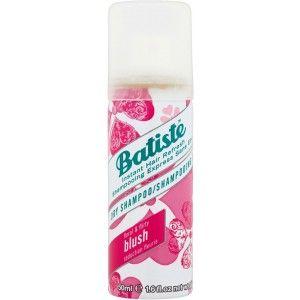 Buy Batiste Dry Shampoo Floral & Flirty Blush Seduction Fleurie - Nykaa