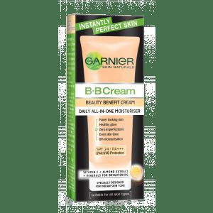Buy Garnier Skin Naturals BB Cream SPF 24/PA+++ - Nykaa