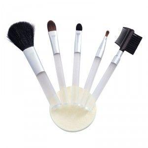 Buy Basicare Cosmetic Brush Set - Nykaa