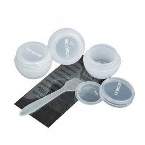 Buy Basicare Cosmetic Travel Jars - Nykaa