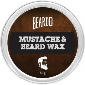 Buy Beardo Beard & Mustache Wax - Nykaa