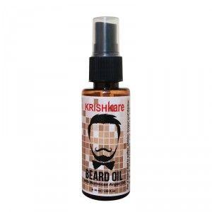 Buy Krishkare Beard Oil With Moroccan Argan Oil - Nykaa