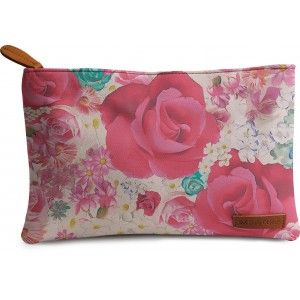Buy DailyObjects Beautiful Roses Carry-All Pouch Medium - Nykaa