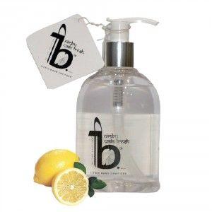 Buy Be. The Solution Nimbu Wala Fresh Hand Sanitizer - Nykaa