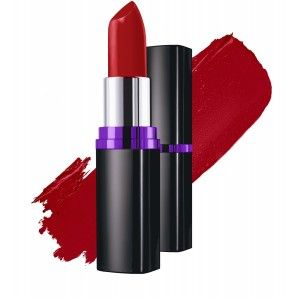 Buy Maybelline New York Color Show Big Apple Red Lipstick - Nykaa
