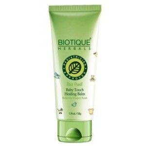 Buy Biotique Bio Bael Baby Touch Healing Balm Relieves Diaper Rash - Nykaa