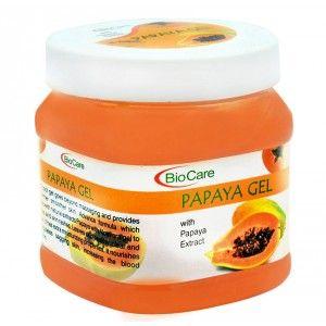 Buy BioCare Papaya Gel  - Nykaa