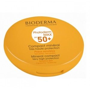 Buy Bioderma Photoderm Max Mineral Compact Gold SPF 50+ - Nykaa