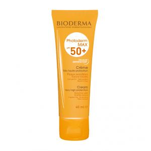 Buy Bioderma Photoderm Max Cream  SPF 50+ / UVA 42 - Nykaa