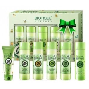 Buy Biotique Baby Care Collection  - Nykaa