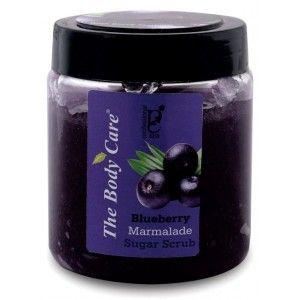 Buy The Body Care Blueberry Marmalade Sugar Scrub - Nykaa