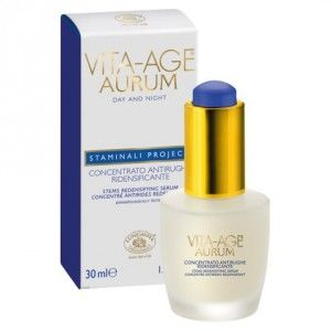 Buy Bottega Di Lungavita Age Aurum Stems Redensifying Serum - Nykaa