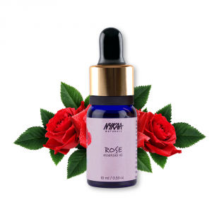 Buy Nykaa Naturals Rose Essential Oil - Nykaa