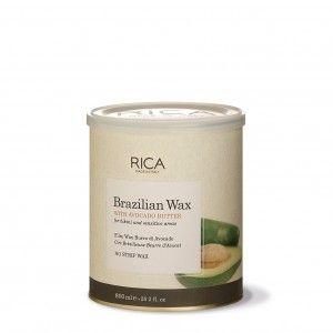 Buy Rica Brazilian Wax With Avocado Butter  - Nykaa
