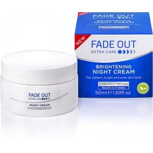 Buy Fade Out Extra Care Brightening Night Cream + 50% Extra Free - Nykaa