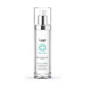 Buy Kaya Brightening Night Cream (Old - Kaya Nourishing Night Cream With Anti-Oxidants) - Nykaa