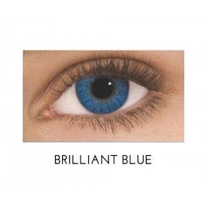 Buy Freshlook 30 Day Lens Brilliant Blue - Nykaa