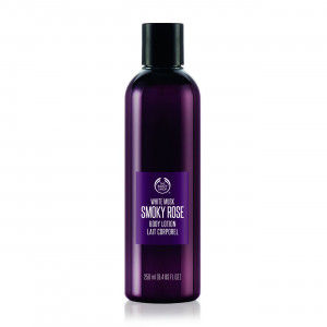 Buy The Body Shop White Musk Smoky Rose Body Lotion - Nykaa