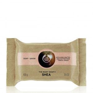 Buy The Body Shop Shea Soap - Nykaa
