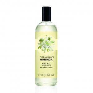 Buy The Body Shop Moringa Body Mist - Nykaa