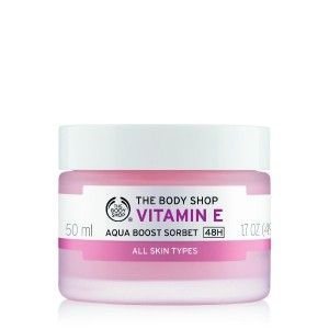 Buy The Body Shop Vitamin E Aqua Boost Sorbet - Nykaa