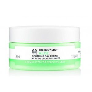 Buy The Body Shop Aloe Soothing Day Cream - Nykaa