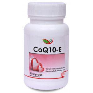 Buy Biotrex Coq10-E & Vitamin E Assists 100mg 60 Capsules - Nykaa
