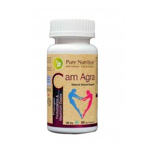 Buy Pure Nutrition Cam Agra 60 Capsules - Nykaa