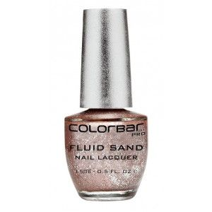 Buy Colorbar Fluid Sand Nail Lacquer - Nykaa