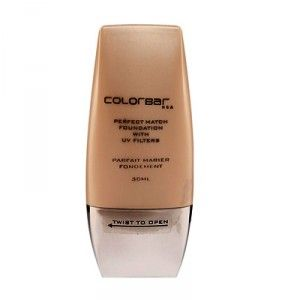 Buy Colorbar Perfect Match Foundation - Nykaa