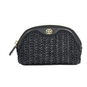 Buy Eske Noshi Black Cosmetic Case - Nykaa