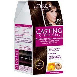 Buy L'Oreal Paris Casting Creme Gloss Hair Color - Nykaa