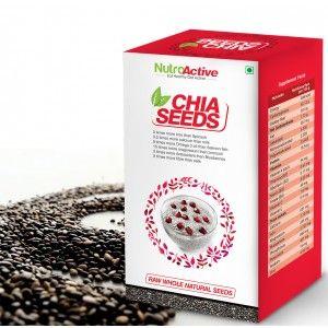 Buy NutroActive Chia Seeds - Nykaa