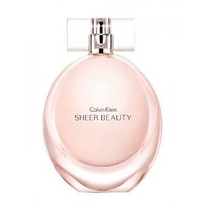 Buy Calvin Klein Sheer Beauty For Women Eau De Toilette - Nykaa