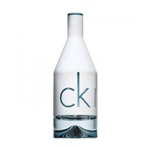 Buy Calvin Klein IN2U For Him Eau De Toilette - Nykaa