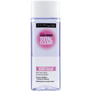 Buy Maybelline New York Clean Express Total Clean Makeup Remover - Nykaa
