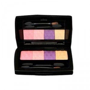 Buy Colorbar Pro Eye Shadow Quad - Nykaa