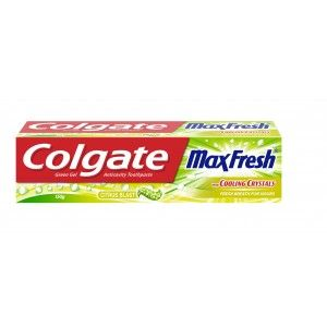 Buy Colgate Maxfresh Green Citrus Blast Toothpaste (Gel) - Nykaa