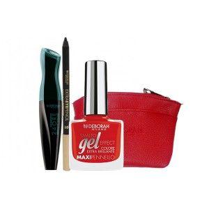 Buy Deborah Red Look Combo - Nykaa