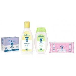 Buy Softsens Bath & Skin Care Combo - Nykaa