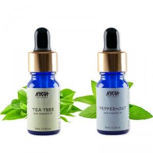 Buy Nykaa Cooling Essential Oil Combo - Nykaa