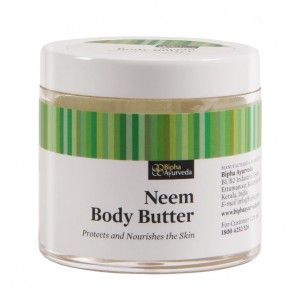 Buy Bipha Ayurveda Neem Body Butter - Nykaa