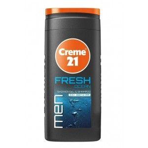 Buy Creme 21 Fresh Ocean Shower Gel & Shampoo - Nykaa