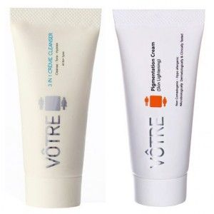 Buy Votre Pigmentation 3 IN 1 Creme Cleanser Combo 2 (Set Of 2) - Nykaa