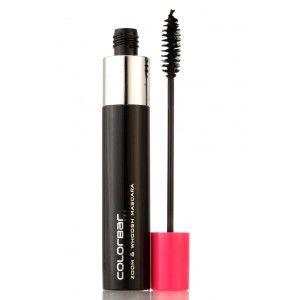Buy Colorbar Zoom & Whoosh Mascara Black Sin 001 - Nykaa