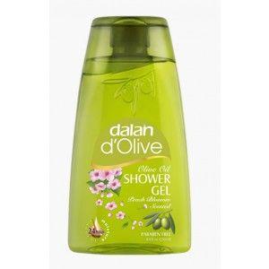 Buy Dalan D'Olive Olive Oil Peach Blossom Shower Gel - Nykaa
