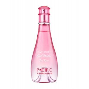Buy Davidoff Cool Water Sea Rose Pacific Summer Eau De Toilette For Woman  - Nykaa