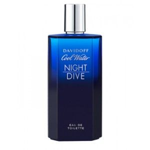 Buy Davidoff Cool Water Night Dive Eau De Toilette Spray For Men - Nykaa